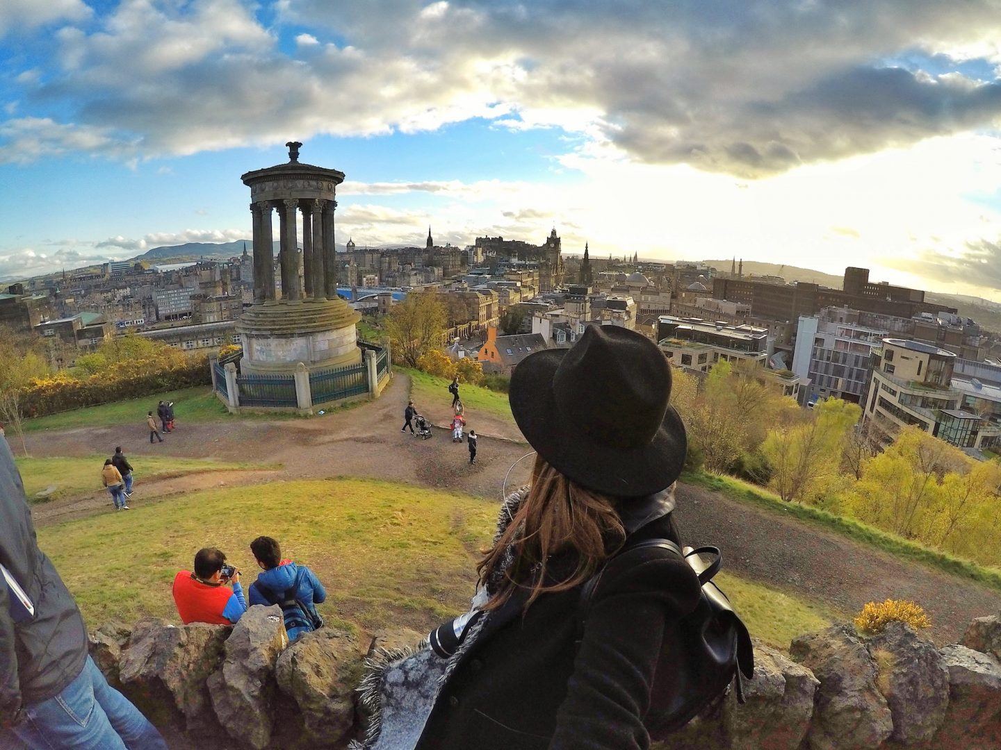 Edinburgh: a trip of a lifetime