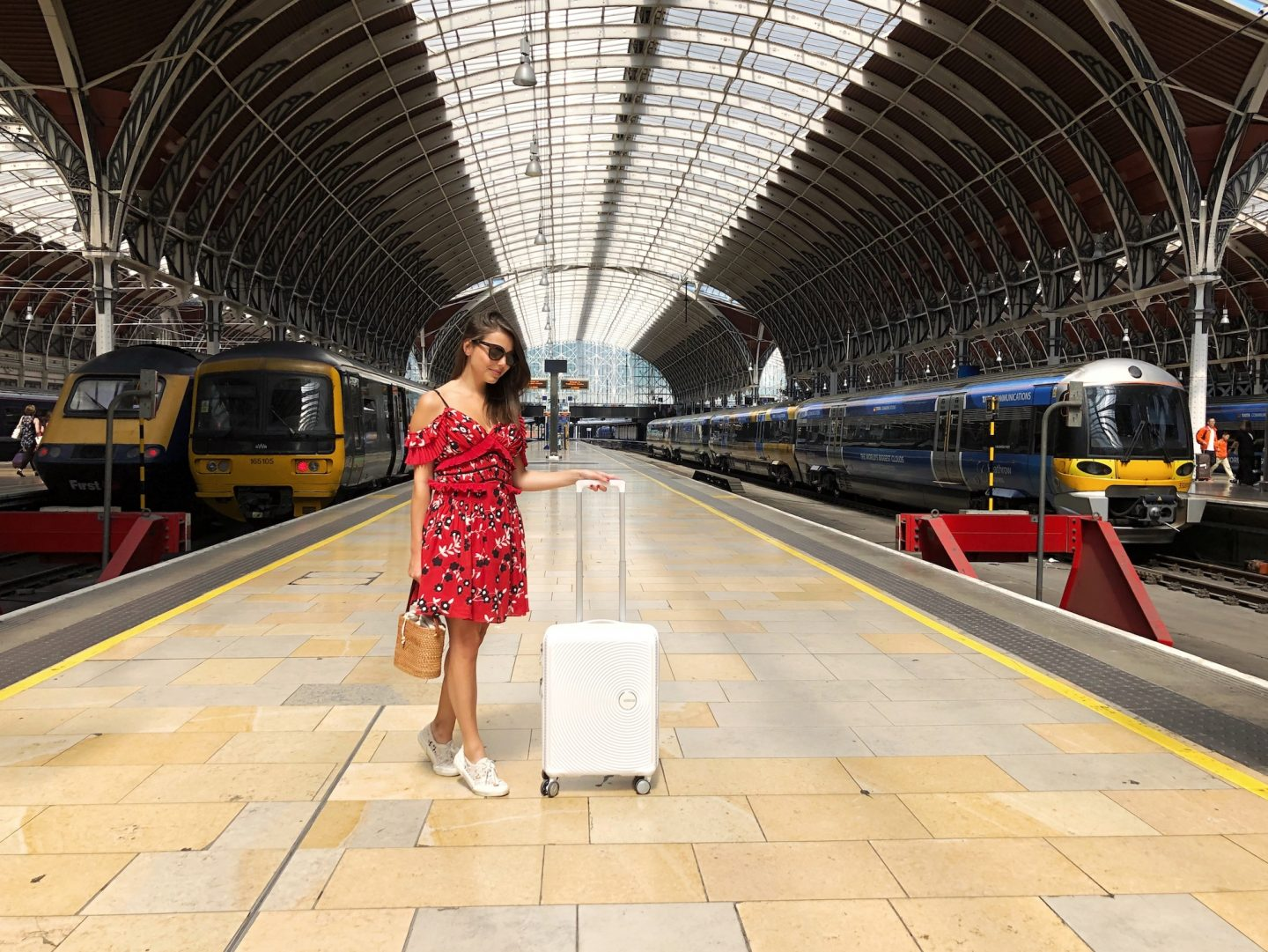 How a good carry on suitcase changed my way of travelling, in better.